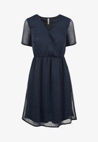 Blendshe - CHARLOTTE - Day dress - dark blue/royal blue - 6