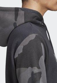 adidas Originals - CAMOUFLAGE HOODIE - Hoodie - grey - 3