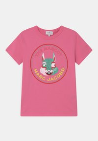 The Marc Jacobs - SHORT SLEEVES - T-shirts med print - pink - 0