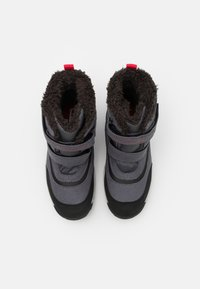 Timberland - CHILLBERG - Winter boots - medium grey/red - 3