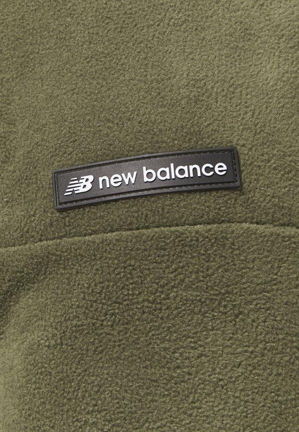 New Balance SPORT STYLE POLAR PANT - Spodnie treningowe - olive/oliwkowy Odzież Męska YIRY