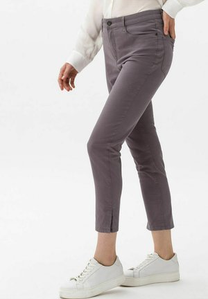 STYLE MARY S - Trousers - dark grey