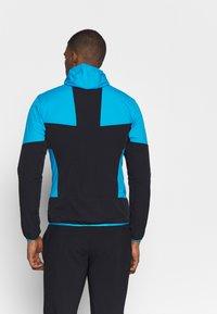 Salewa - PEDROC - Outdoor jacket - blue danube - 2