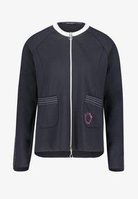 Betty Barclay - Zip-up sweatshirt - dunkelblau - 3