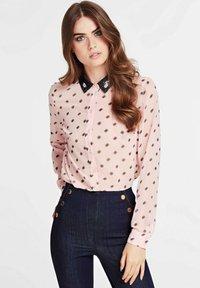 Guess - LESLIE - Button-down blouse - rose - 0