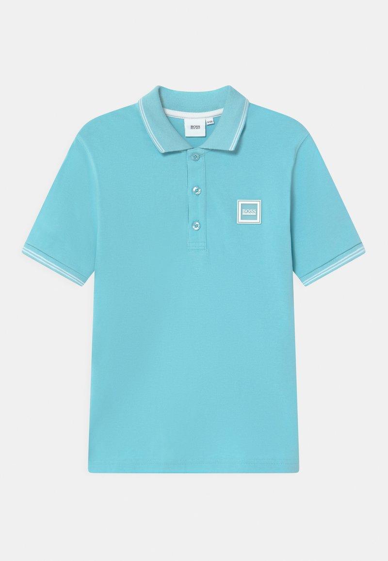 BOSS Kidswear - Polo shirt - light blue