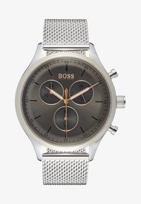 BOSS - COMPANION - Chronograph watch - silver-coloured - 1