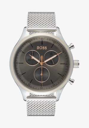 COMPANION - Chronograph watch - silver-coloured