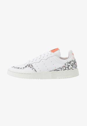 SUPERCOURT  - Sneakers - footwear white/core black/semi core