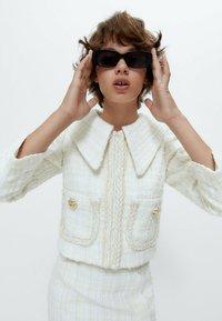 Uterqüe - Summer jacket - white - 3