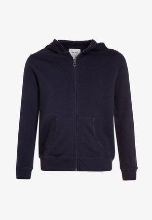 ZIP THRU BOYS - Zip-up hoodie - navy