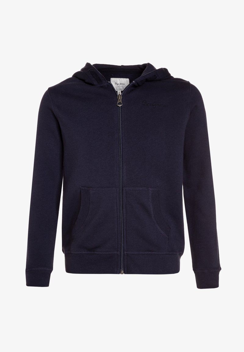 Pepe Jeans - ZIP THRU BOYS - Mikina na zip - navy