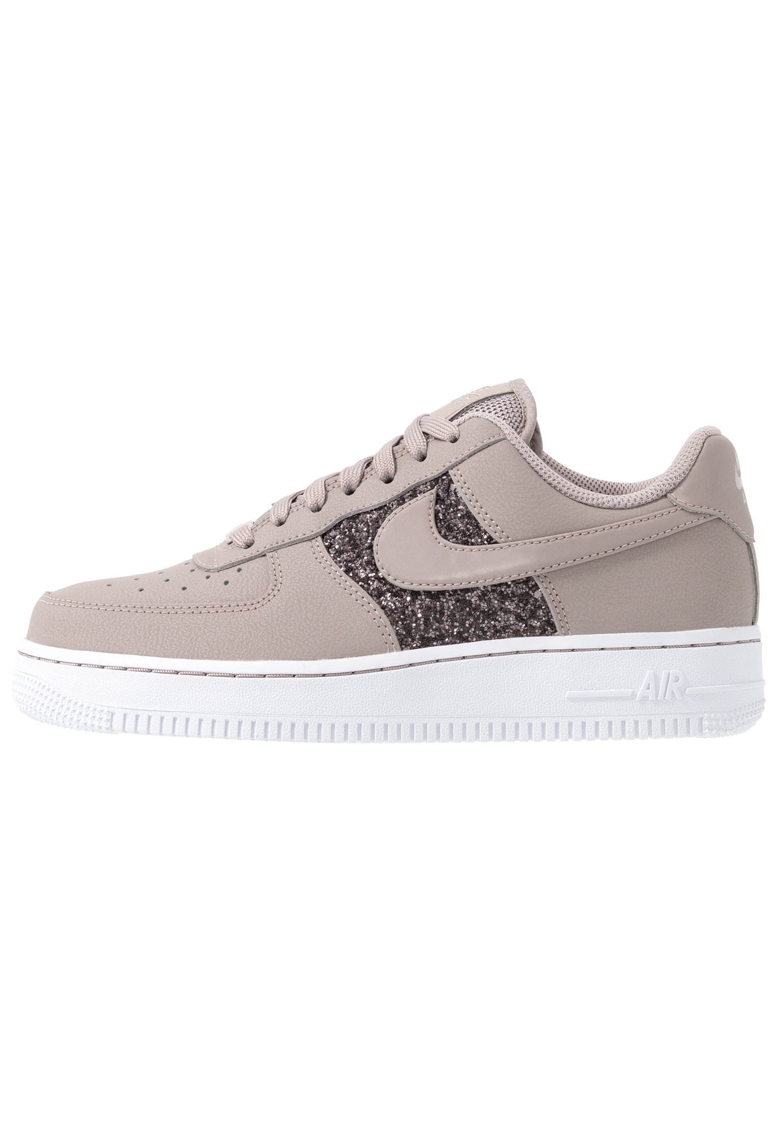 nike air force 1 low glitter gris
