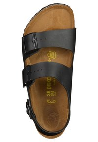 Birkenstock - MILANO - Sandals - black - 4