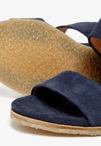 Bianco - Wedge sandals - navyblue - 4