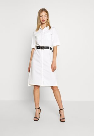 LORI BELTED DRESS - Blousejurk - cream