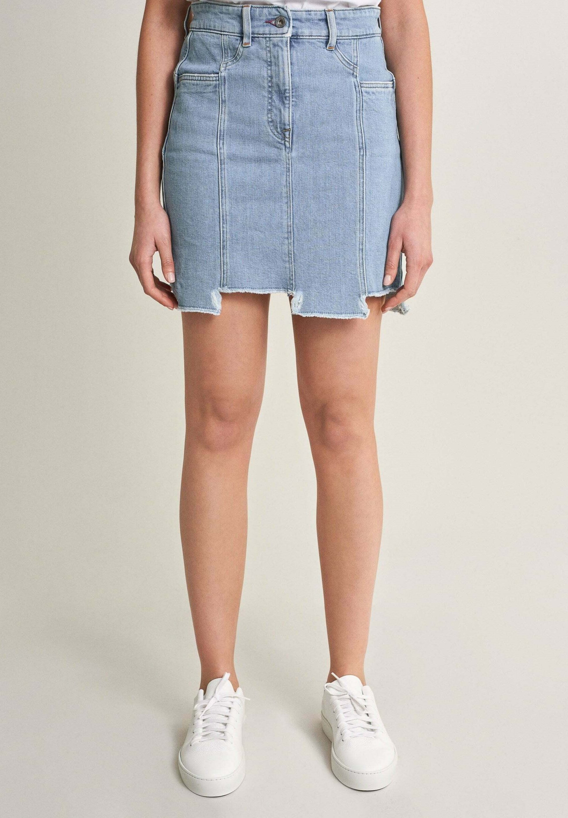 Femme GLAMOUR   - Jupe en jean - blau