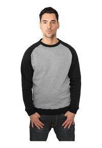 Urban Classics - Sweatshirt - grey/black - 4