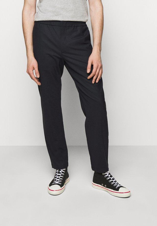 FOSS  - Pantaloni - navy blue