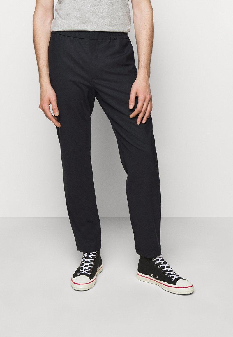 NN07 - FOSS  - Trousers - navy blue