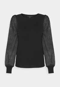 VMMUMO O NECK - Jersey de punto - black