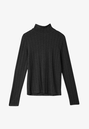 ROLLKRAGEN - Maglietta a manica lunga - black