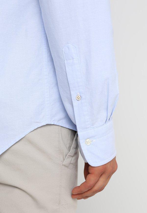 GANT THE OXFORD - Koszula - capri blue/jasnoniebieski Odzież Męska XPUP