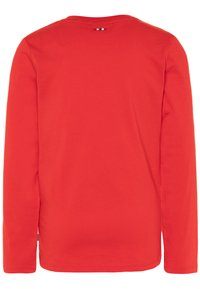 Napapijri - SOLI - Long sleeved top - bright red - 1