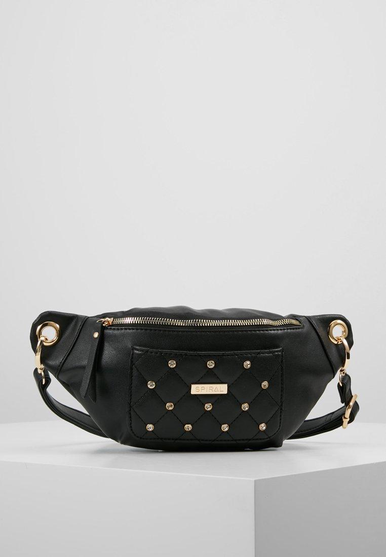 Spiral Bags - BLACK LABEL BUM - Ledvinka - carnaby