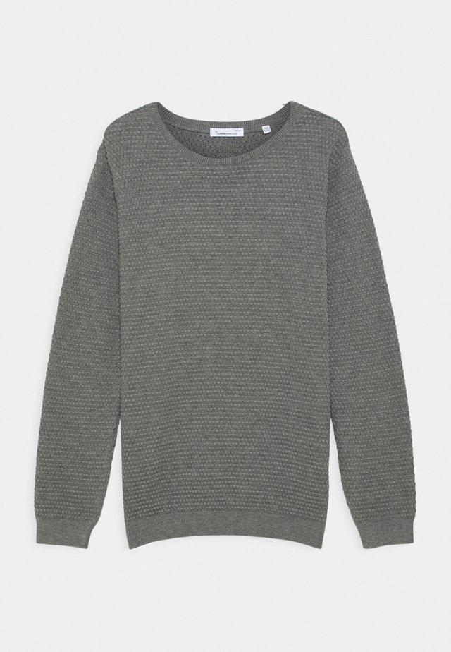 FENNEL  - Jumper - grey melange