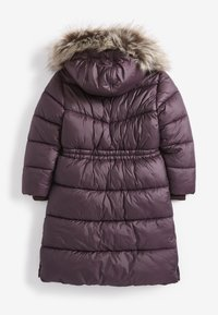 Next - Zimní kabát - dark purple - 1