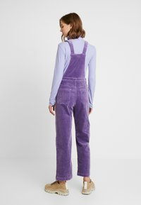 Monki - NOREA DUNGAREE - Dungarees - lilac - 2