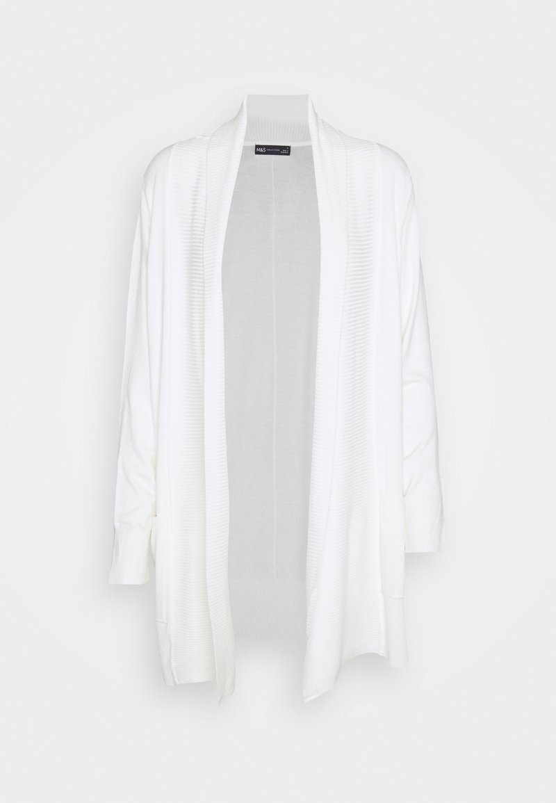 Marks & Spencer London - CARD - Cardigan - off-white