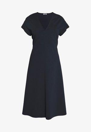 BASIMA - Jersey dress - navy