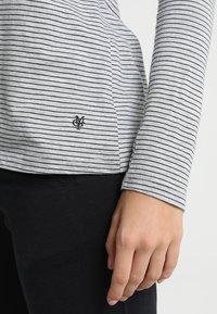 Marc O'Polo - LOUNGESET CREW NECK - Pyjamas - grau-melange - 6