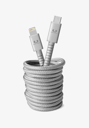 Charging cable - ice grey