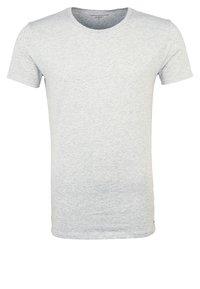 Tommy Hilfiger - 3 PACK - Undershirt - black/grey heather/white - 7