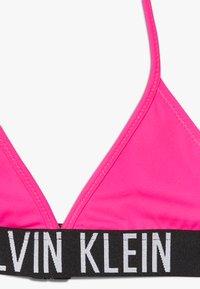 Calvin Klein Swimwear - TRIANGLE INTENSE POWER SET - Bikini - pink - 3