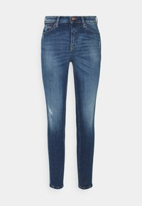 Tommy Jeans - NORA - Jeans Skinny Fit - mid blue - 5