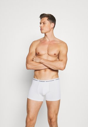 ESSENTIALS TRUNK 3 PACK - Panty - white