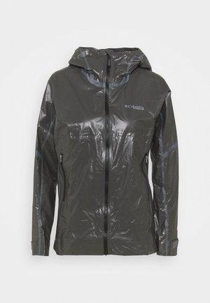 OUTDRY EXTREME™ NANOLITE™ SHELL - Vodotěsná bunda - black