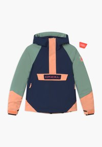 O'Neill - ANORAK - Snowboardová bunda - blue/mint/apricot - 2