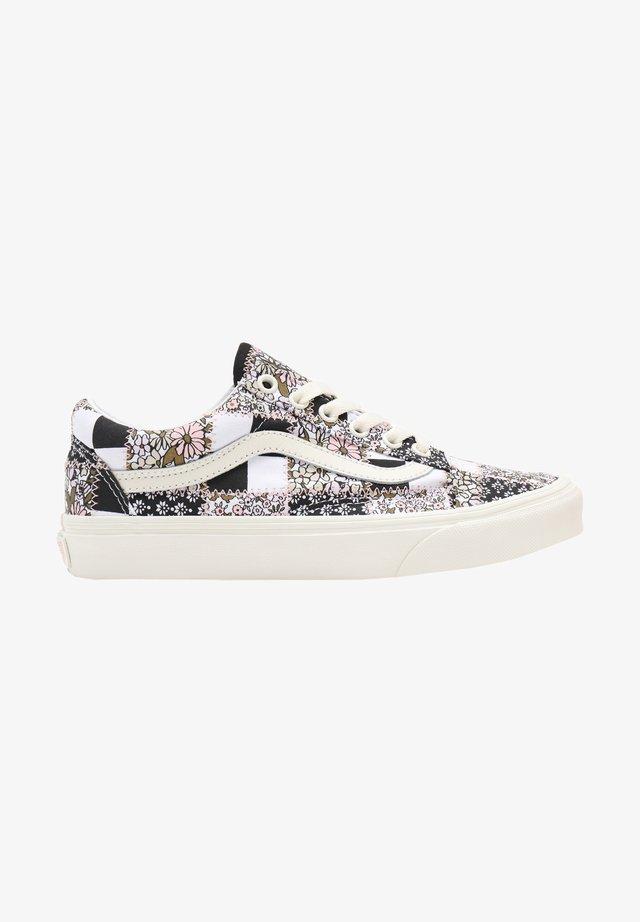 OLD SKOOL - Sneakers laag - (patchwork flrl)mltmshmlw