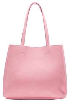 SHOPPER - Tote bag - pink