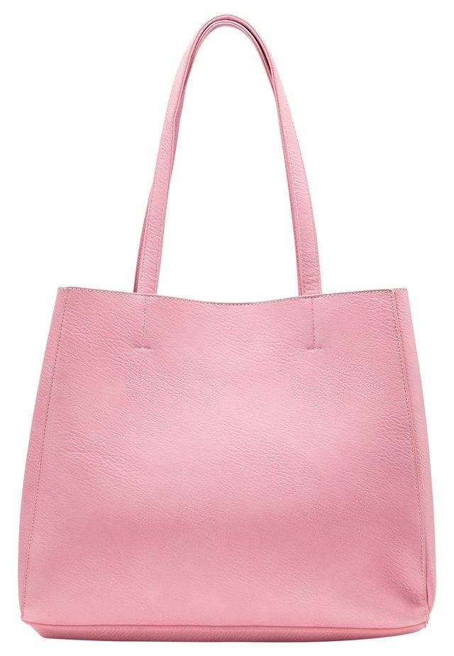 SHOPPER - Shopper - pink