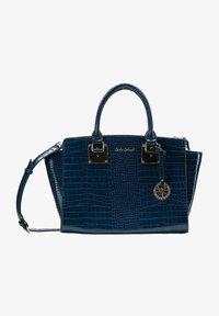 Carlo Colucci - Handbag - blau - 1