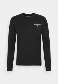 Napapijri - S-ICE  - Maglietta a manica lunga - black - 3