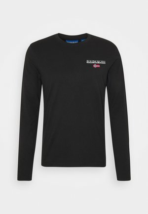 S-ICE  - Long sleeved top - black