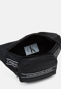 Calvin Klein Jeans - INSTITUTIONAL LOGO WAISTPACK - Bum bag - black - 2