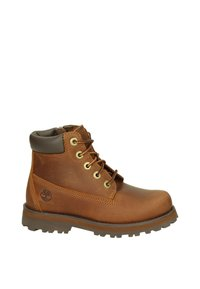 Timberland - Lace-up ankle boots - cognac - 2